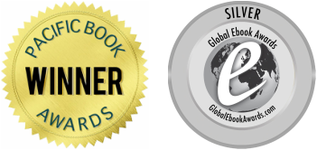 Pacific Book Awards Winner and Global Ebook Awards Image